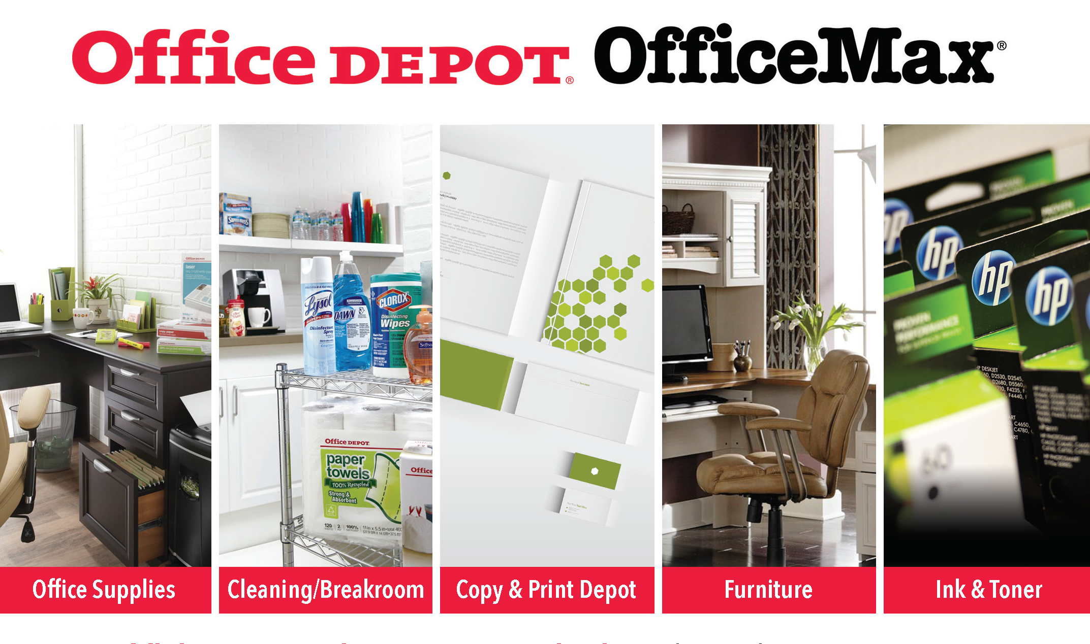 office supplies & furniture - windfall